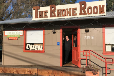 The Rhone Room A Sonoma Must Try Tasting Room