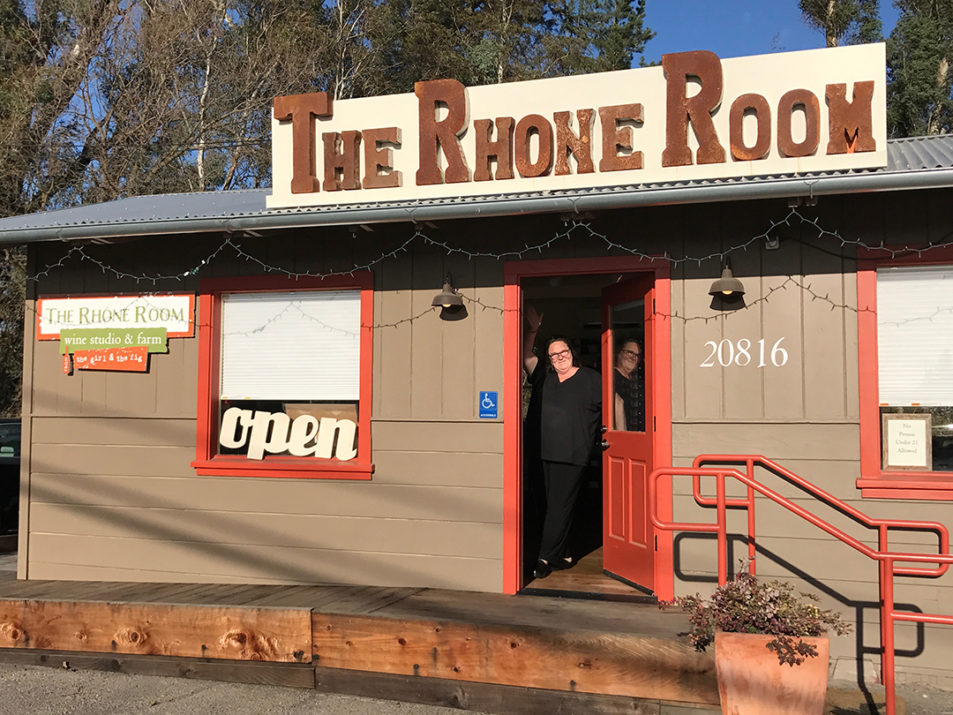 The Rhone Room Sonoma