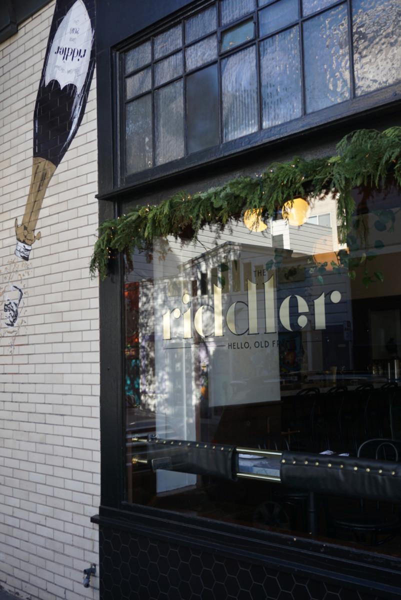 The Riddler San Francisco