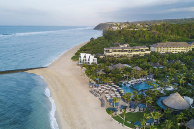 My Incredible Stay at The Ritz Carlton Bali Nusa Dua