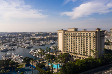 My Spectacular Girls Weekend at The Ritz-Carlton, Marina del Rey