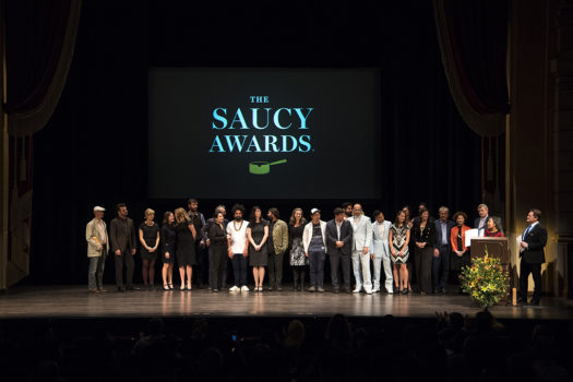 The Upcoming 2018 Saucy Awards Hosted by The GGRA