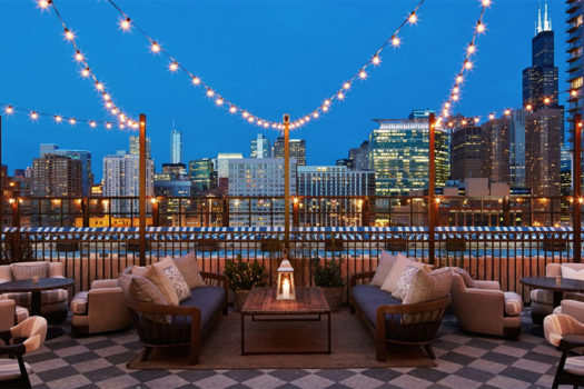 The Best Rooftops in Chicago To Experience