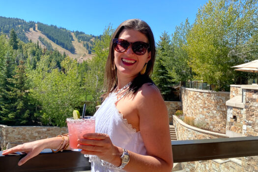 The St. Regis Deer Valley's Spectacular Rime Restaurant & My Fabulous Ladies Lunch