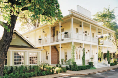 The Tallman Hotel a Charming Lake County Getaway