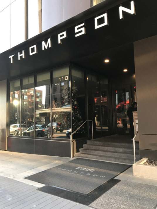 Thompson Hotel Seattle