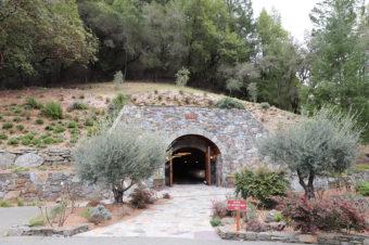 The Spectacular Cave Tasting at Thomas George Estates