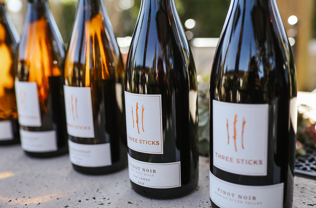 Three Sticks Wines by Elise Aileen Photography