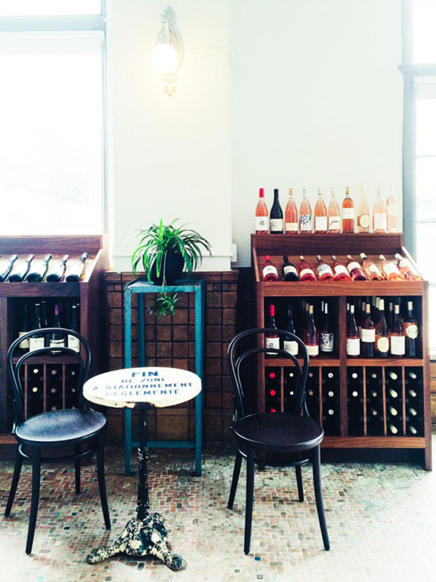 Tofino Wine Bar San Francisco
