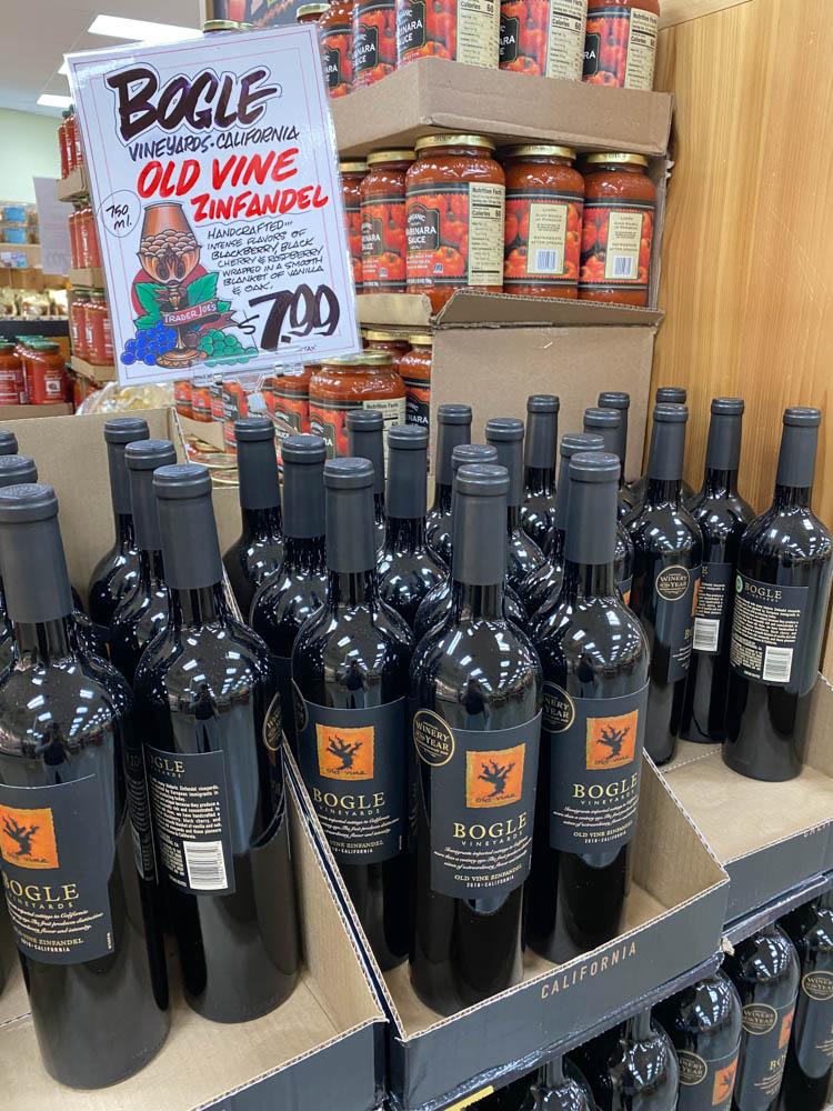 Trader Joe's Best Wines To Buy