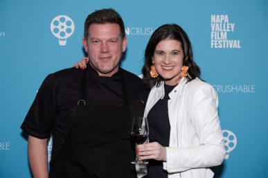 Napa Valley Film Festival Tyler Florence Uncrushable at Robert Mondavi
