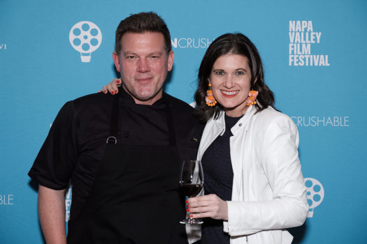 Napa Valley Film Festival Tyler Florence Uncrushable at Robert Mondavi