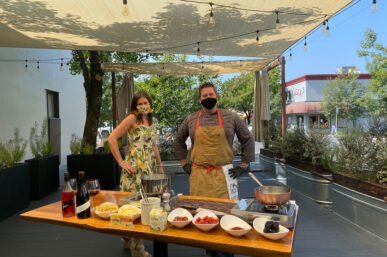 Dustin Valette of Valette Healdsburg's Delicious Mac'n Cheese Recipe & Cooking Demo