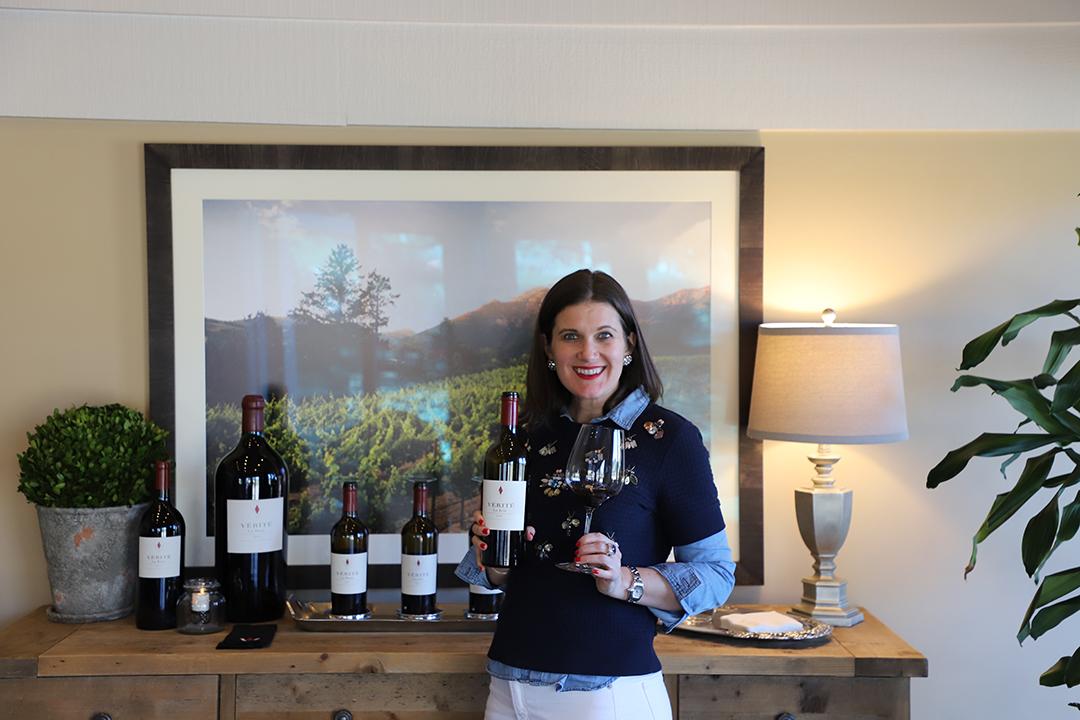 Vérité Winery Healdsburg