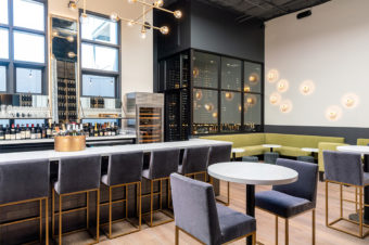 Burlingame's Hot NEW Velvet 48 Wine Bar