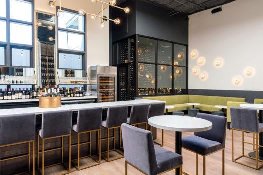 Burlingame's Hot NEW Velvet 48 Wine Bar