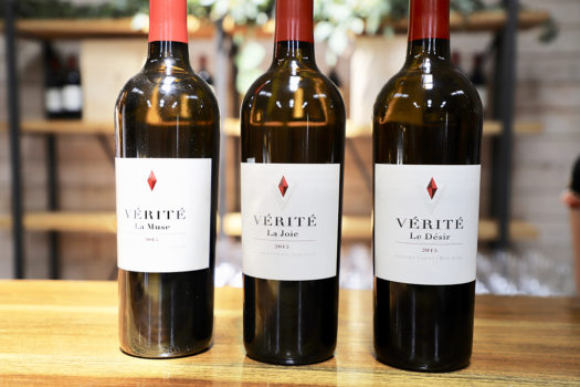 The Most Decadent Afternoon in Sonoma with Vérité Wines