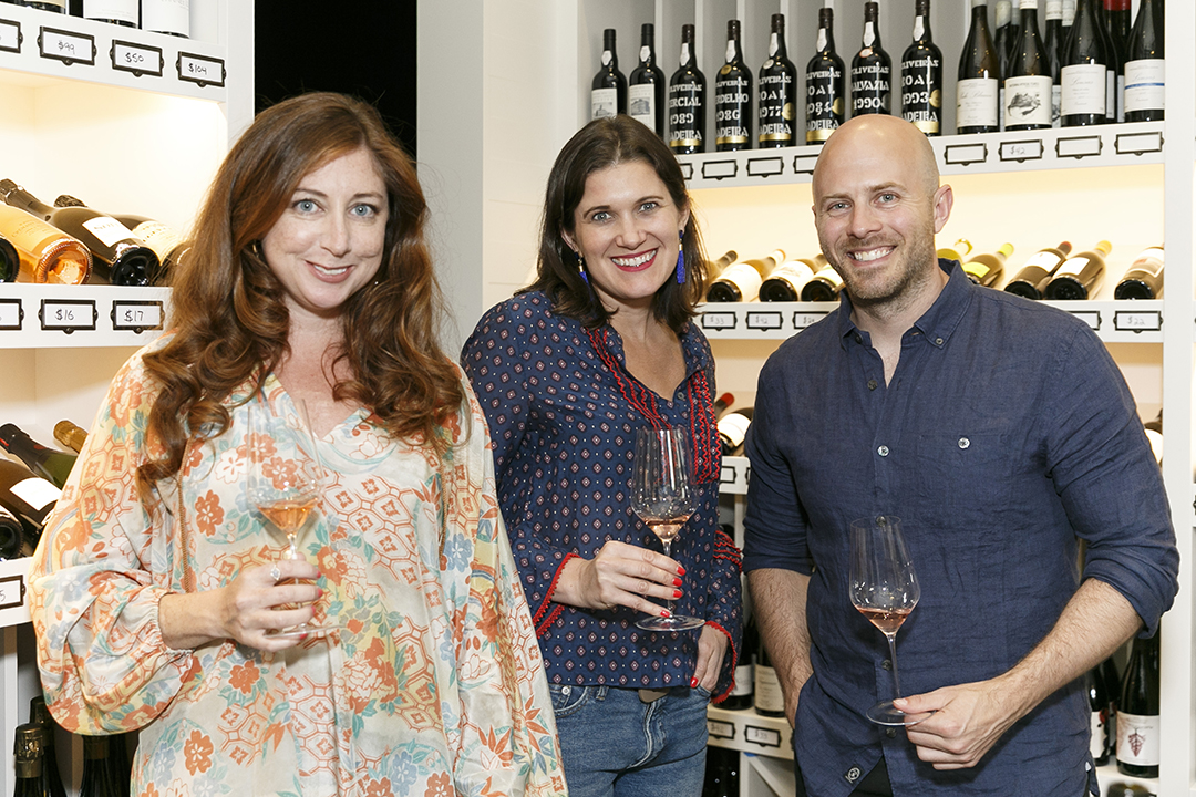 Verve Wine San Francisco Opening Party