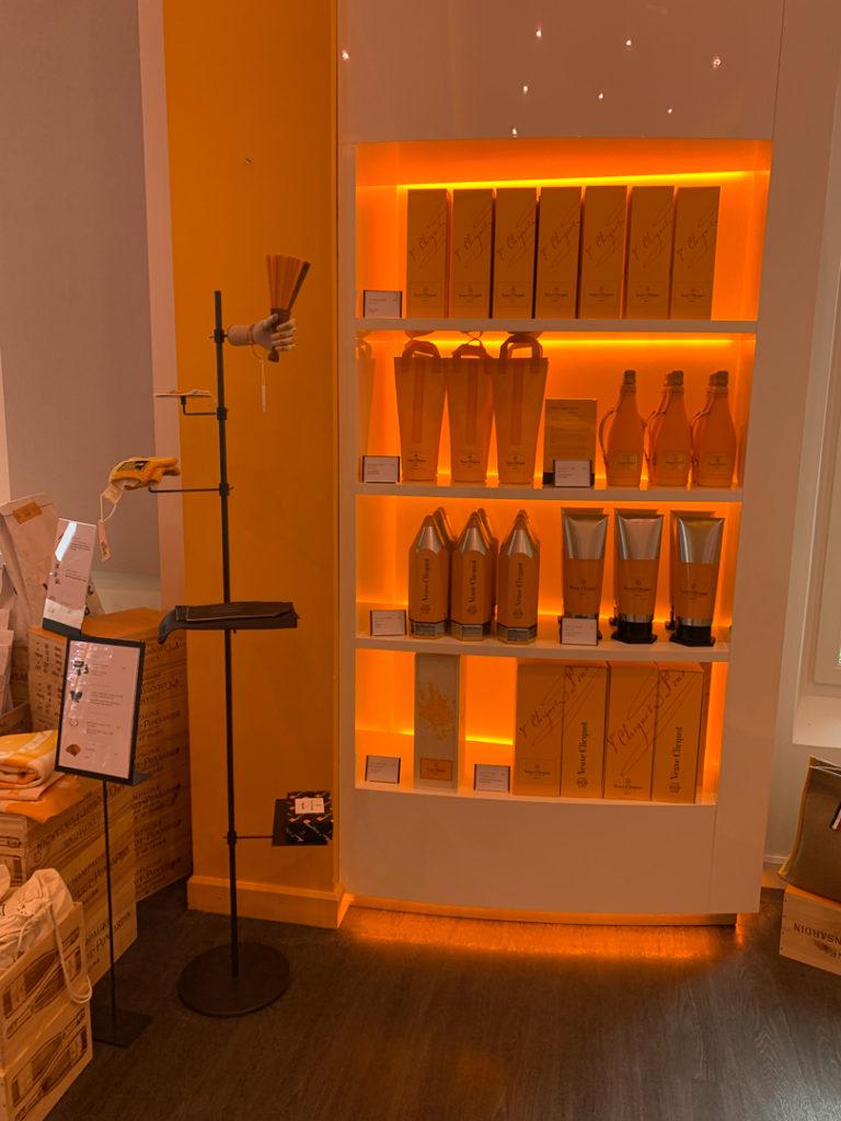 Veuve Clicquot Reims MAISON
