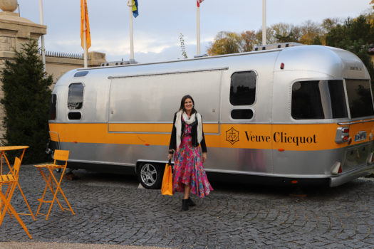 The Veuve Clicquot Maison & Spectacular Crayere Tours