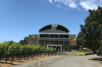 Williams Selyem Winery A Pinot Noir Lovers Heaven