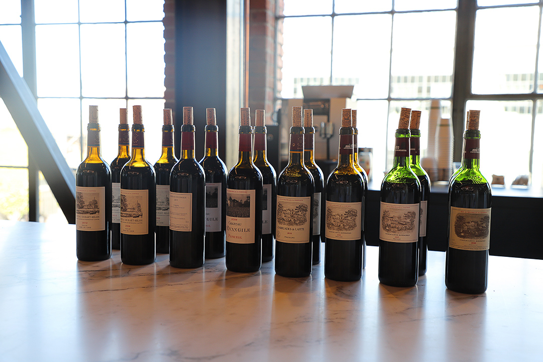 Wine Access Event Chateau Rothschild