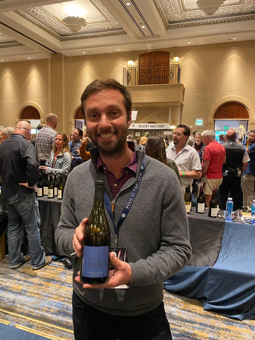 World of Pinot Noir Top Santa Barbara Wines