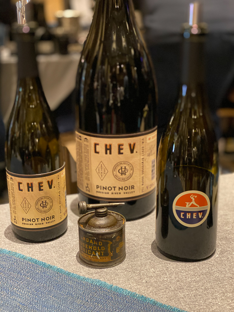World of Pinot Noir 2020 Chev Wines