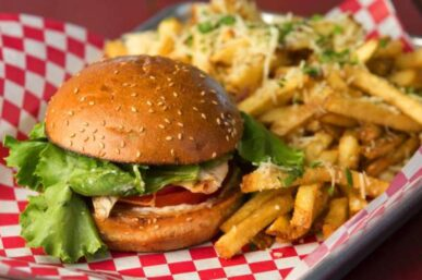 The Best Burgers in California's Wine Country including Napa & Sonoma