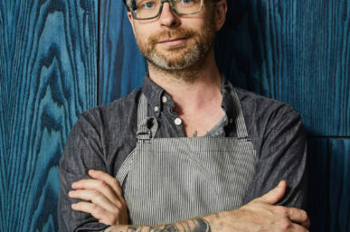 Interview with Chef Anthony Strong of PRAIRIE San Francisco