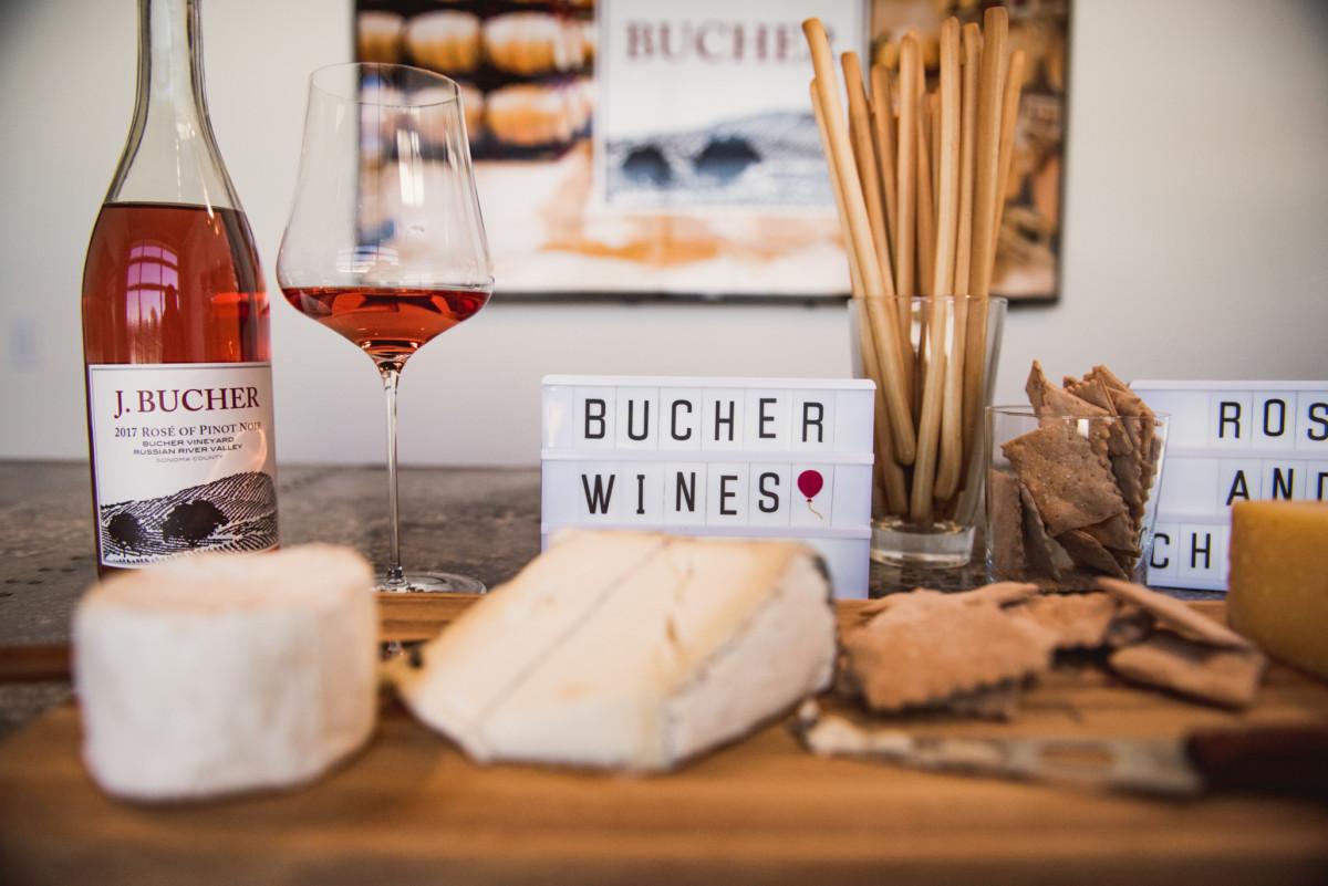 Bucher Wines at Grand Cru Custom Crush