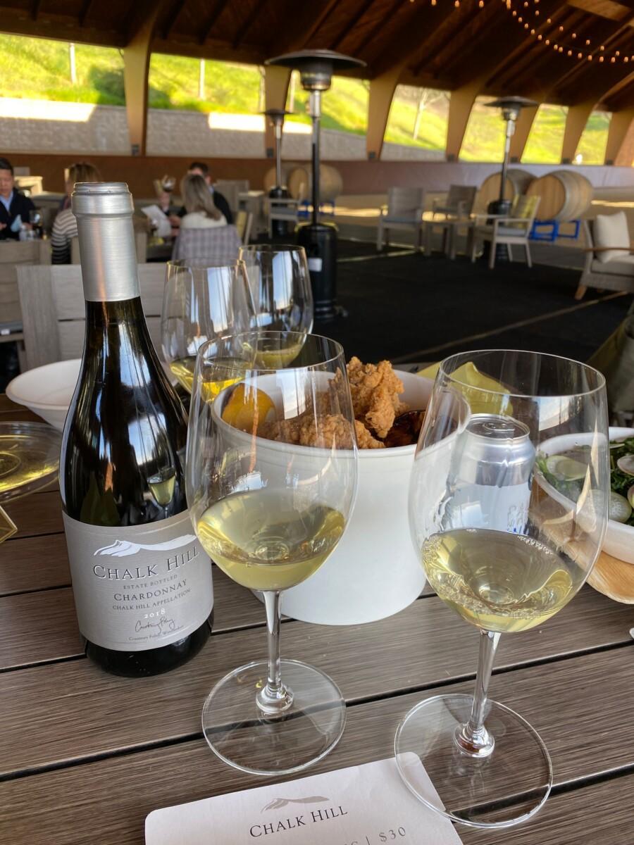 Food and Wine Tasting Experience
