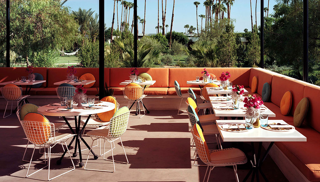 Norma's Palm Springs