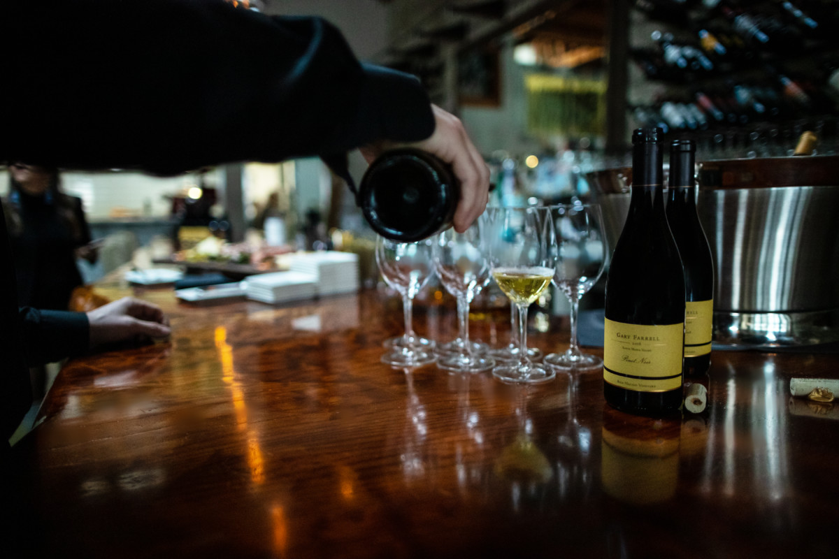 Gary Farrell Winery by Wildly Simple Productions