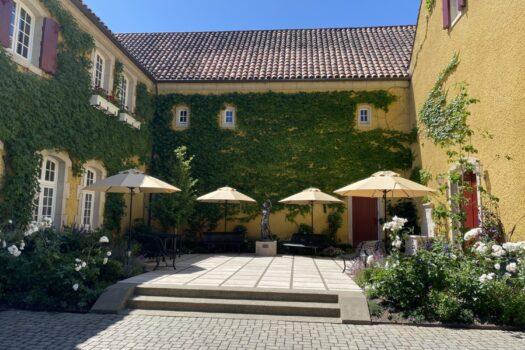 Jordan Vineyard & Winery Library Tasting