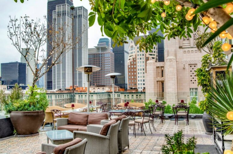 The Best Rooftop Bars in the U.S.