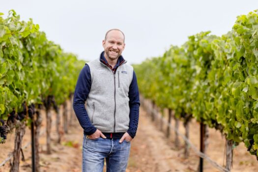 Interview Winemaker Richie Allen of Rombauer Vineyards