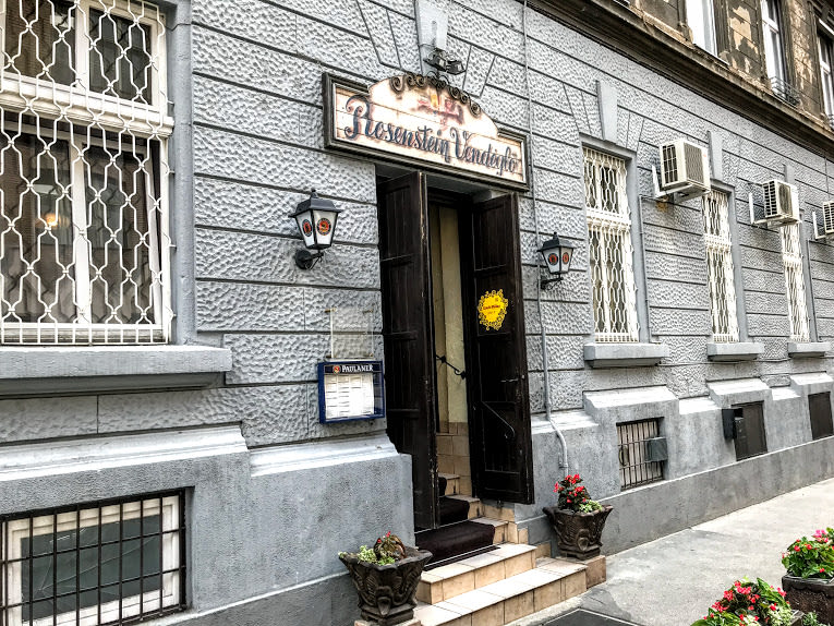 Budapest Where to Eat