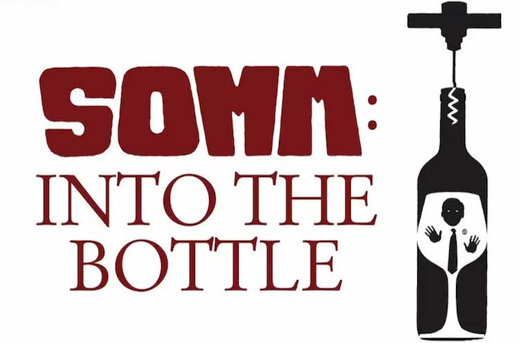 Sommelier Into The Bottle Movie