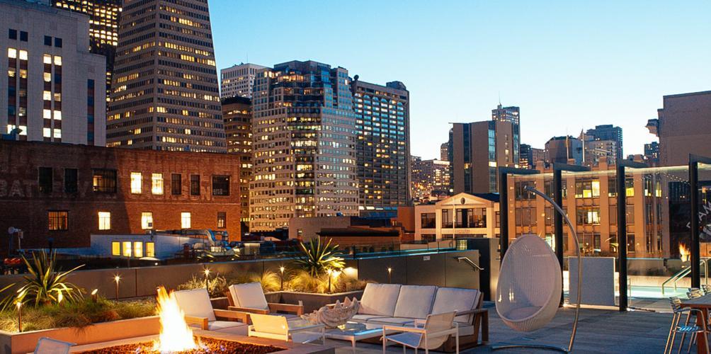 Best Rooftops in San Francisco