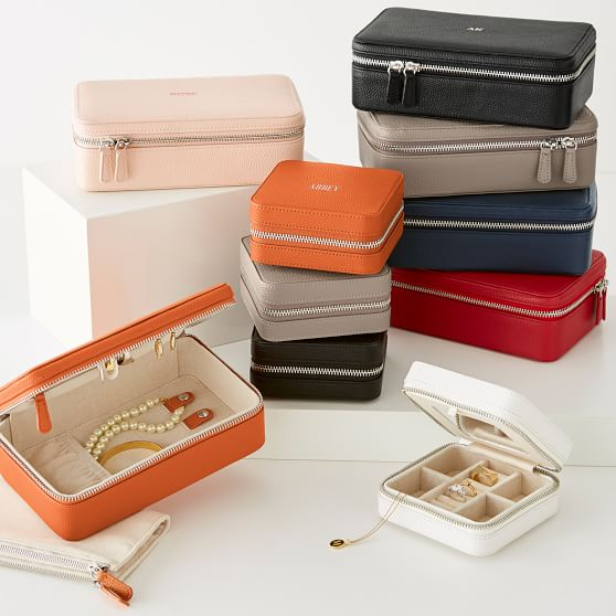 Mark & Graham Travel Jewelry Case