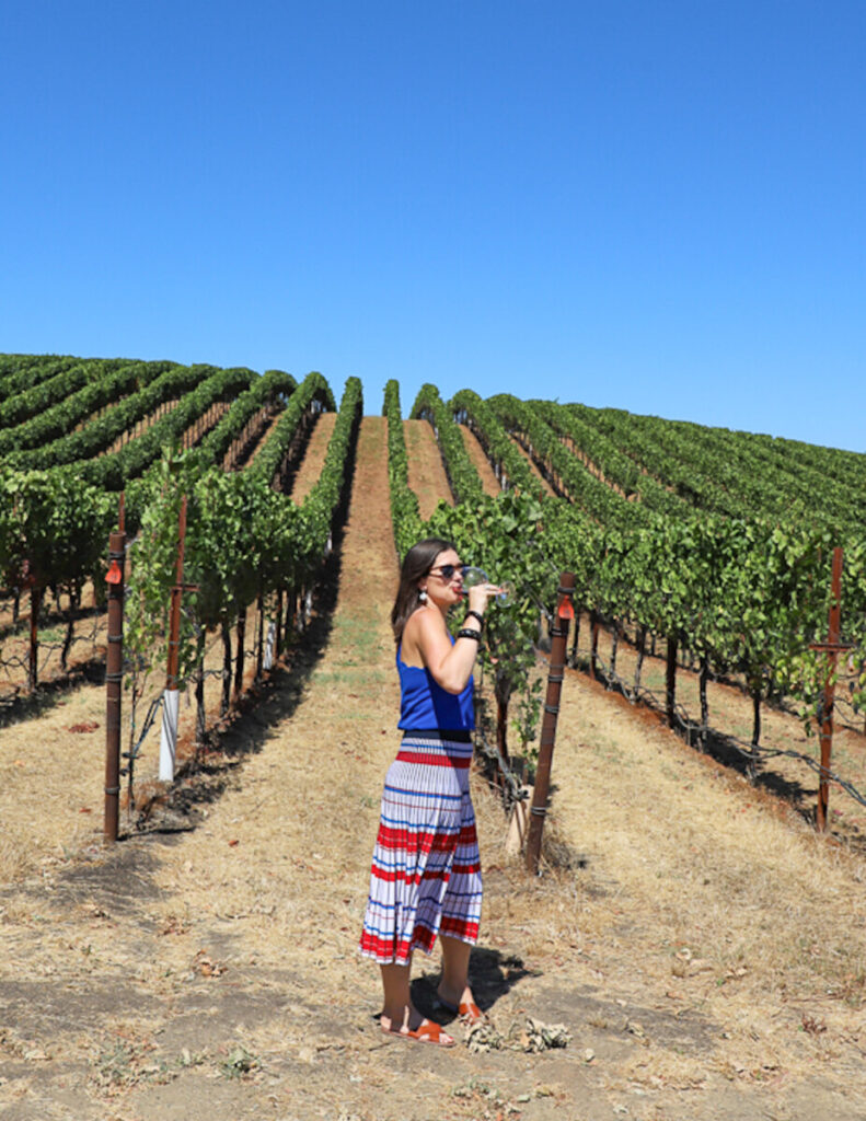 What to Wear Wine Tasting